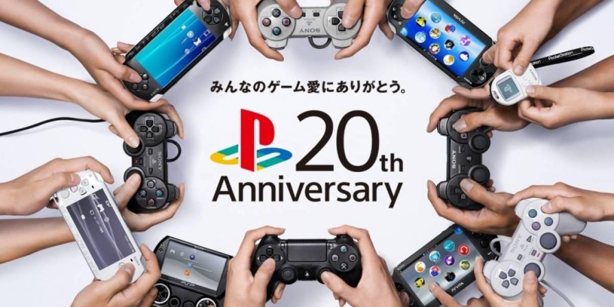 Vean el video con el que Sony celebra 20 años de PlayStation en Japón
