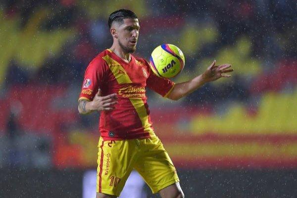 Diego Valdés continúa con sus buenas actuaciones en el Morelia / Foto: Photosport