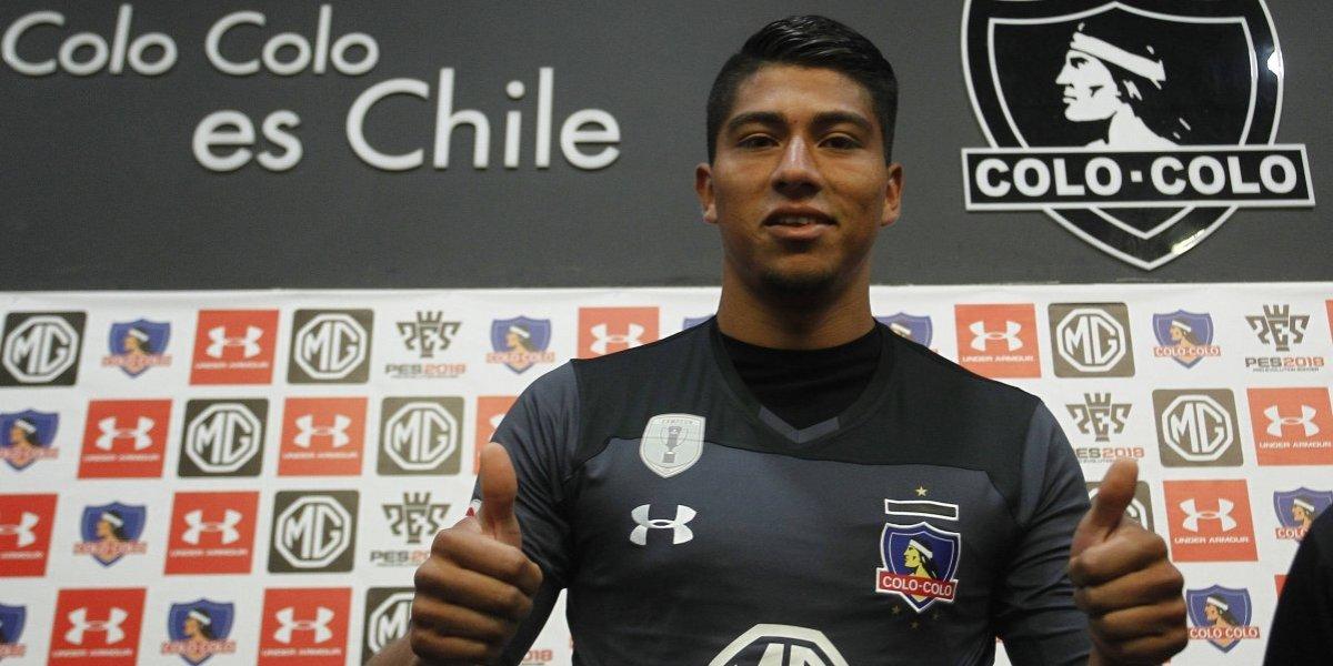 """Brayan Cortés quiere seguir los pasos de Claudio Bravo: """"Me gustaría llegar a su nivel, es un referente"""""""