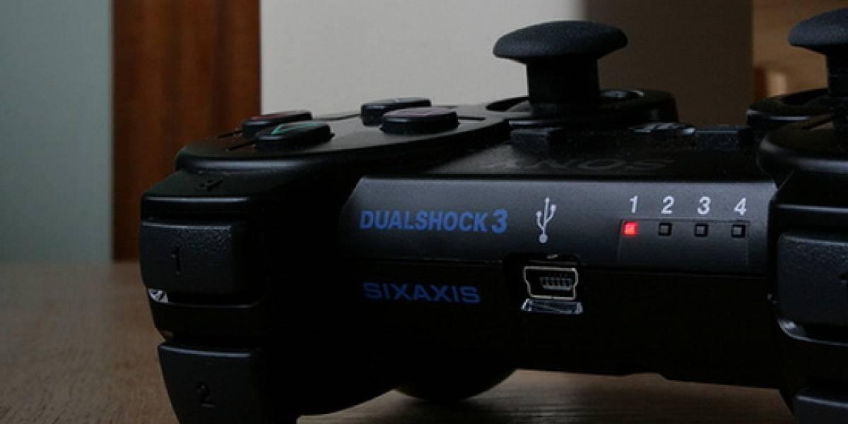 Futurología: Nuevo control para el PS3 con sensor de movimiento
