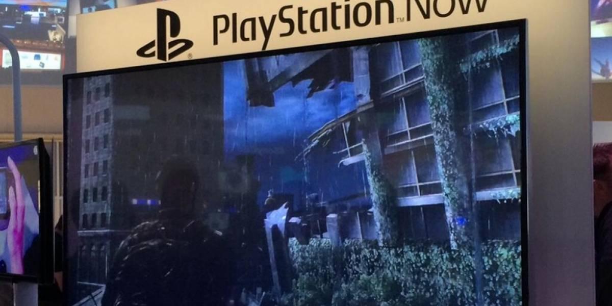 PS Now llega el 12 de mayo a PS3