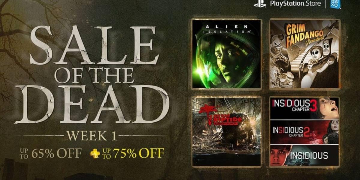 Arranca la Venta Especial de los Muertos en PlayStation Store