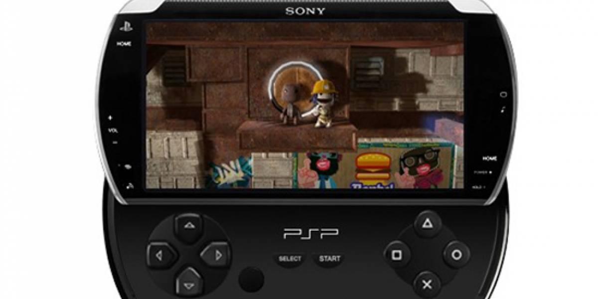Futurología: Más detalles sobre el PSP rediseñado, al parecer llegará en Otoño