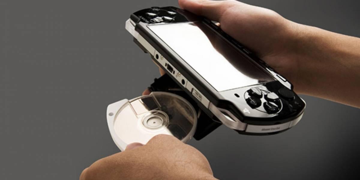 Sony llevará los juegos de la PSP a sus smartphone y tablet