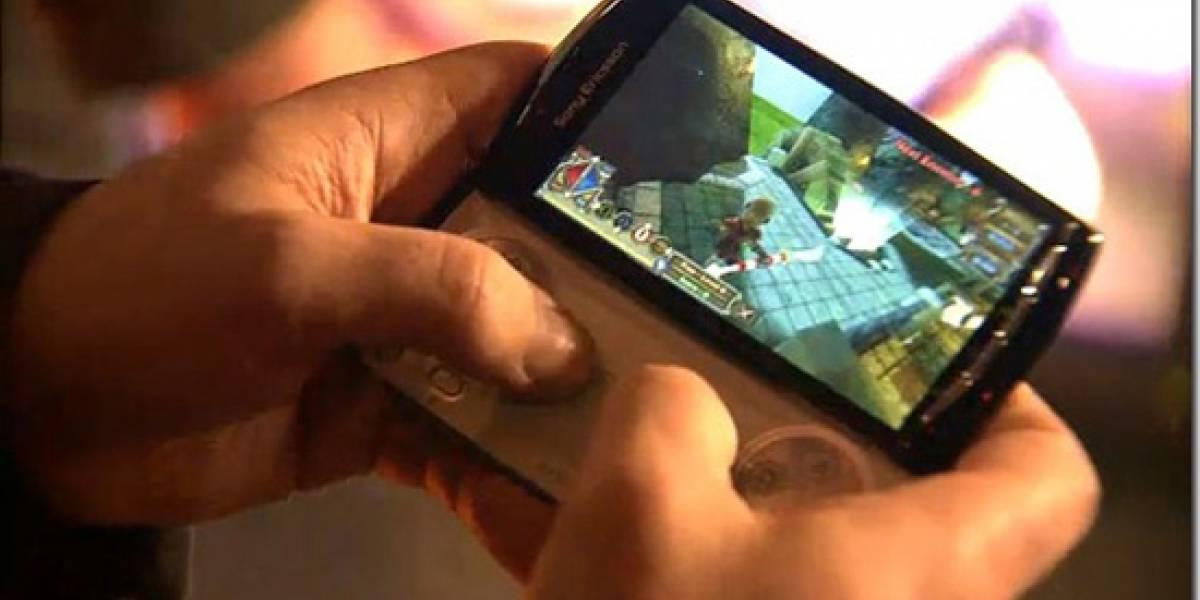 Xperia Play se lanza el 31 de marzo en Gran Bretaña