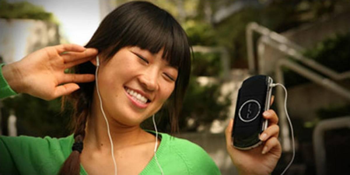 Futurología: El PSP tendrá servicio de descarga de música