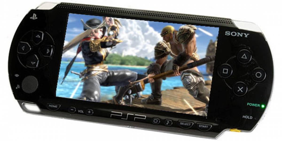 Tekken 6 y Soulcalibur: Broken Destiny llegan al PSP