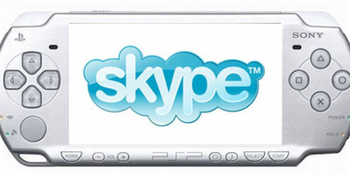 Confirmado: Skype en la PSP