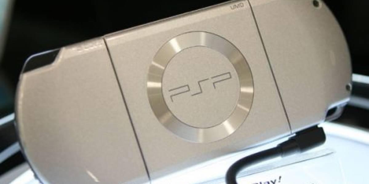 Las nuevas PSP, lanzadas en Korea