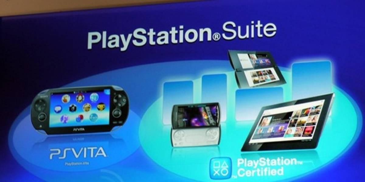 El beta del kit de desarrollo de la PlayStation Suite estará disponible en abril