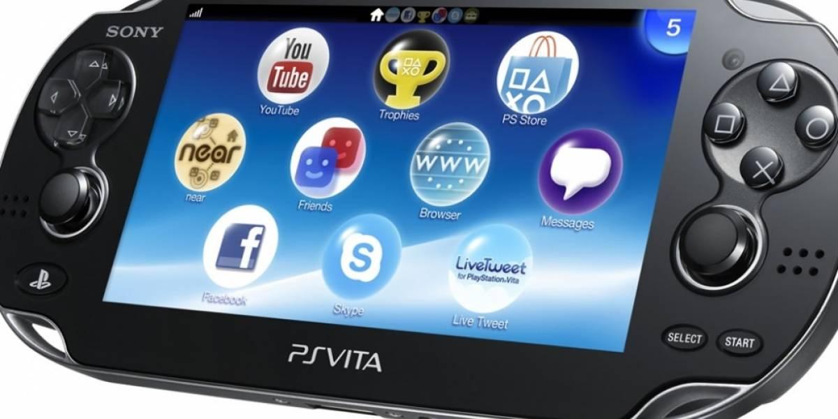PlayStation Vita superó los 10 millones de unidades vendidas en el mundo