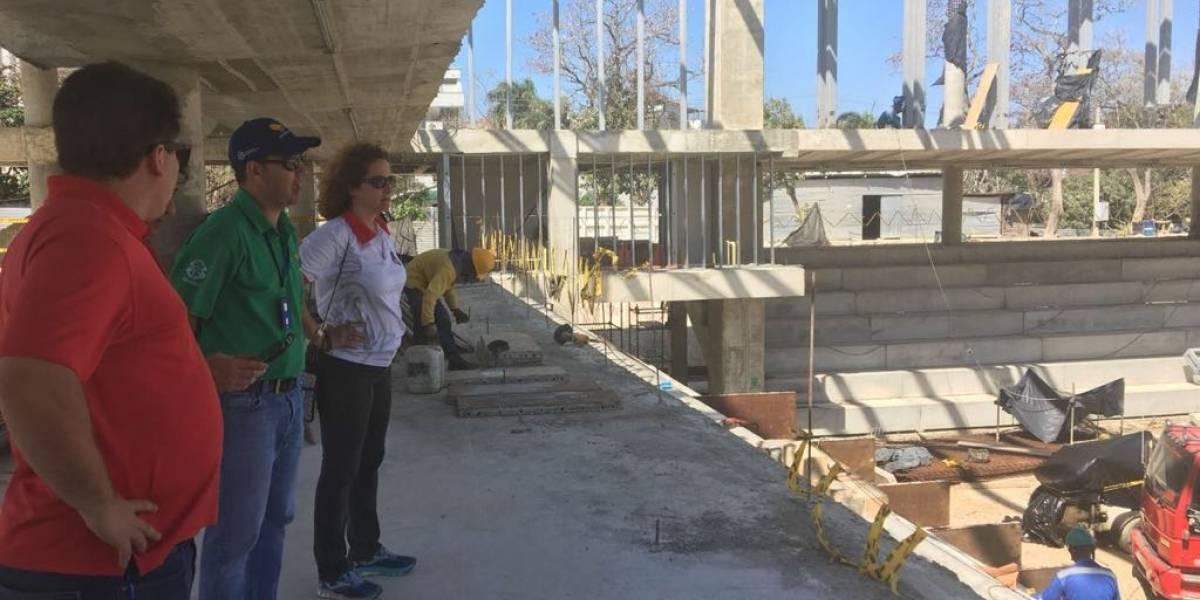 Delegación de Puerto Rico visitó Barranquilla, en preparativos para Juegos Centroamericanos