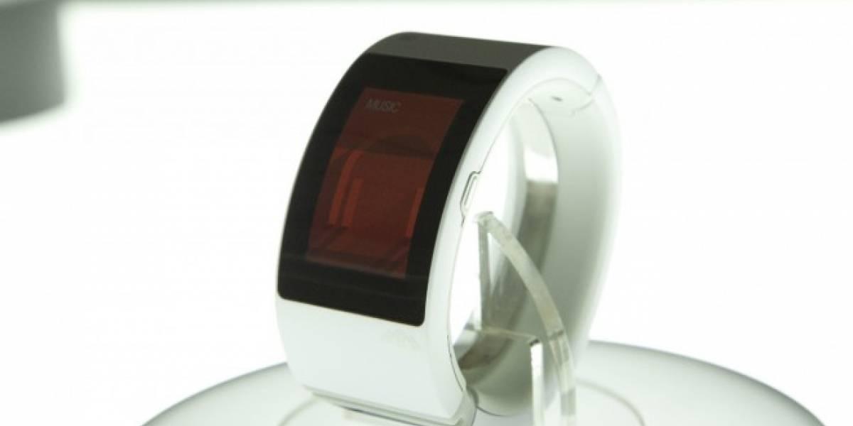 Rapero will.i.am estrenó su propio reloj inteligente