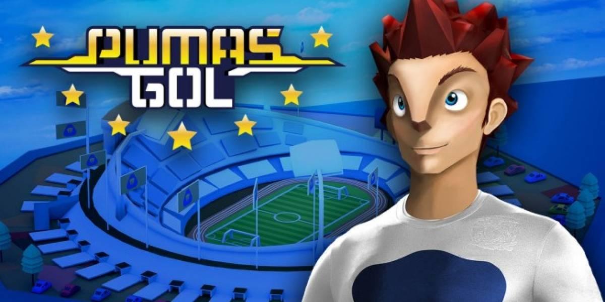 Los Pumas de la UNAM tendrán su juego para celular