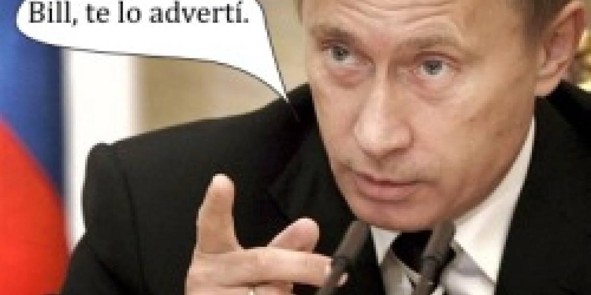 La revancha rusa: Linux en todas las escuelas para el 2009