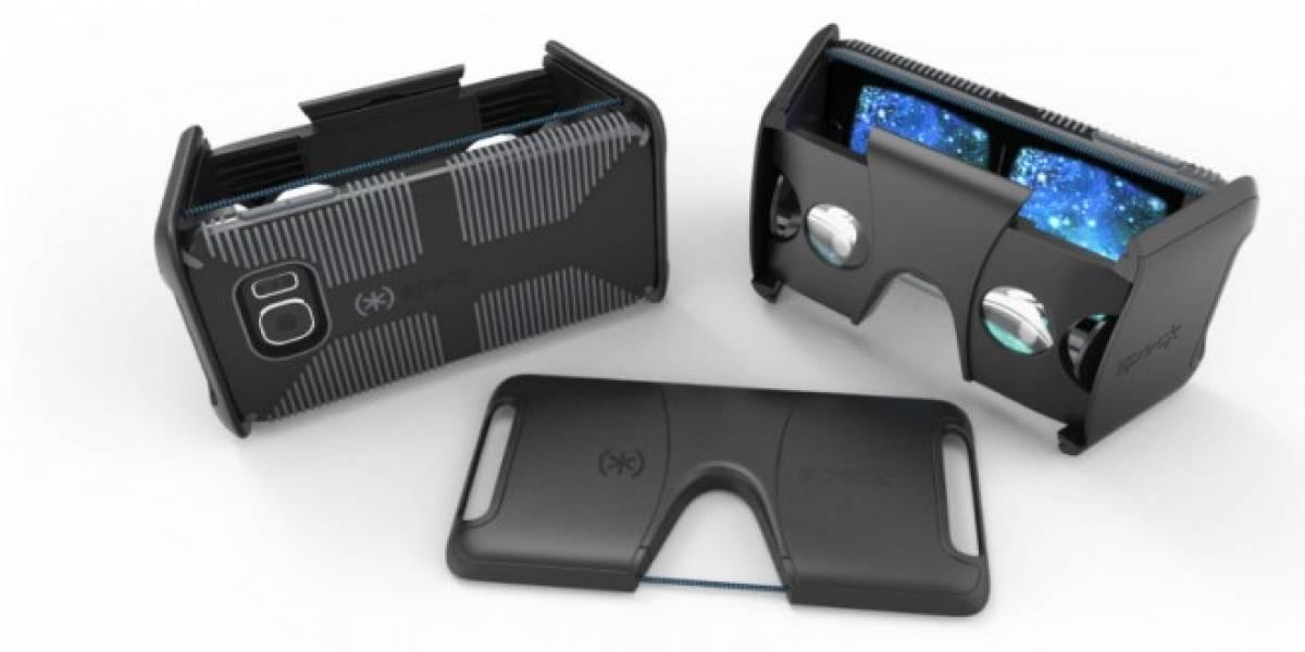 Speck anuncia gafas de realidad virtual que pueden guardarse en el bolsillo