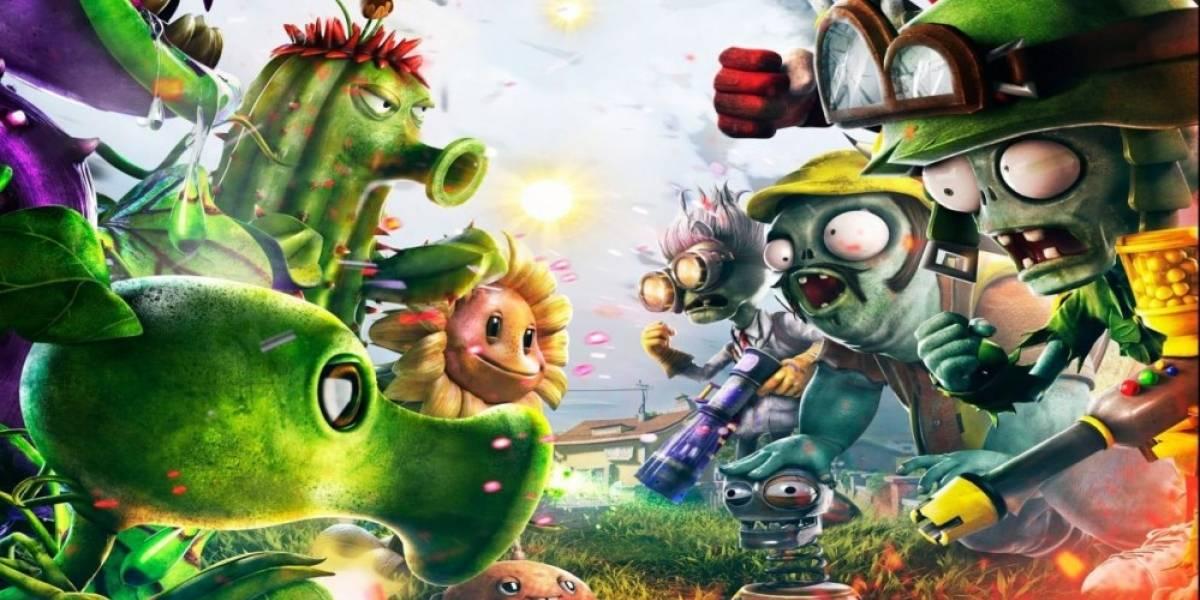 EA anunciará un nuevo Plants vs. Zombies en la conferencia de Microsoft en E3 2015
