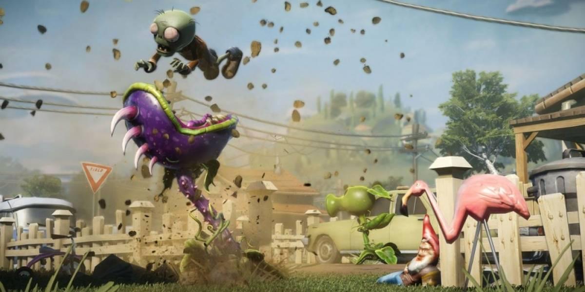 Juega Plants Vs Zombies: Garden Warfare gratis por 72 horas en Origin