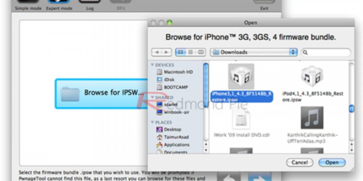 iOS 4.3 Beta ya fue jailbreakeado usando un iPhone 4