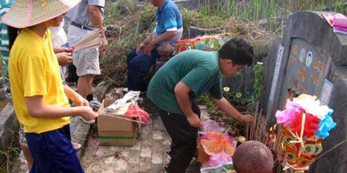 Muertos chinos piden iPads a sus familiares