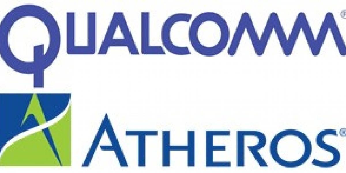 Qualcomm compra Atheros por USD$3.1 mil millones