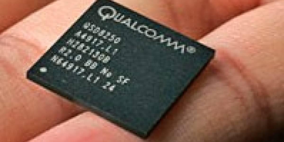Qualcomm lanzará un procesador de 1.5 GHz a fines de año