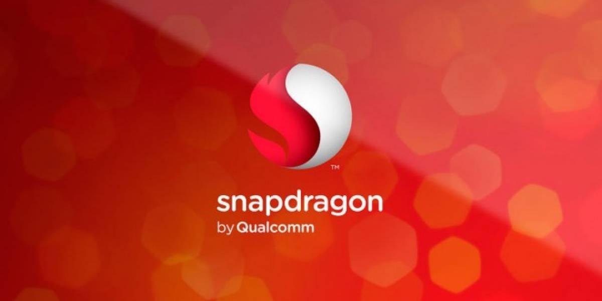 Qualcomm le cambia nombre a dos de sus Snapdragon