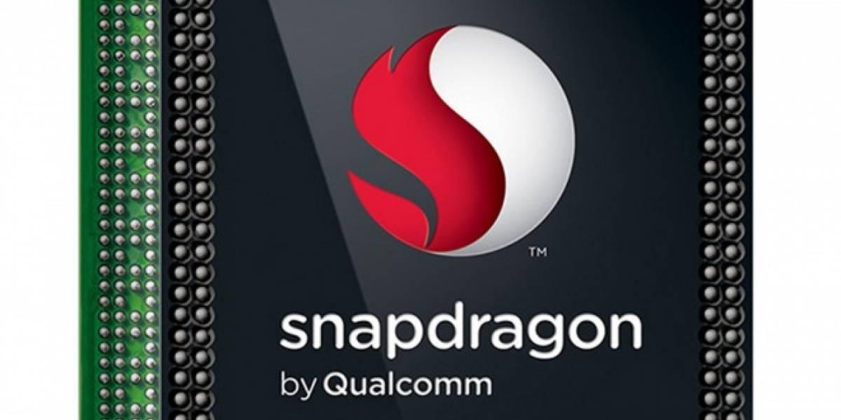 Nuevos procesadores Qualcomm Snapdragon 610, 615 y 801 en #MWC14