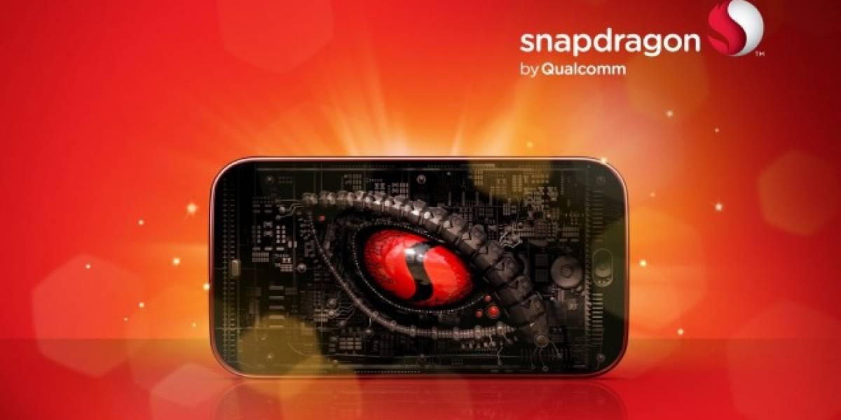 Qualcomm anuncia nuevos procesadores para smartphones y tablets