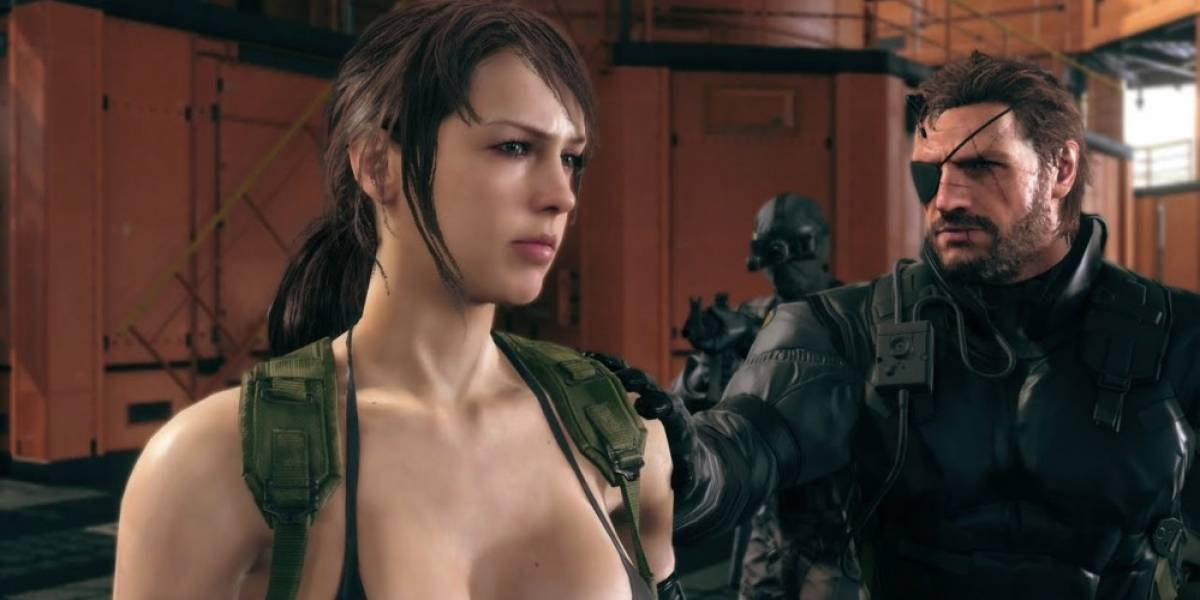 Metal Gear Solid V: The Phantom Pain recibe nuevo tráiler y video con 20 minutos de jugabilidad #TGS2014