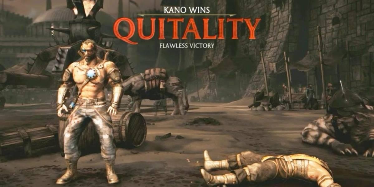 Quitality, el castigo para quienes se retiren de las partidas en Mortal Kombat X