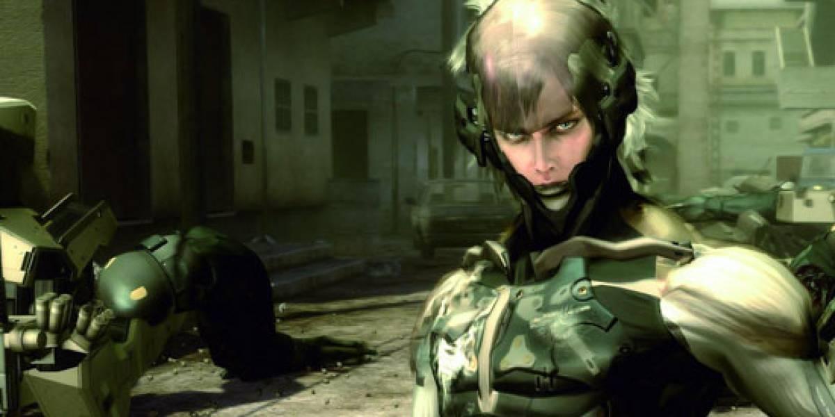 Futurología: Se viene Metal Gear Solid 4 para Xbox 360