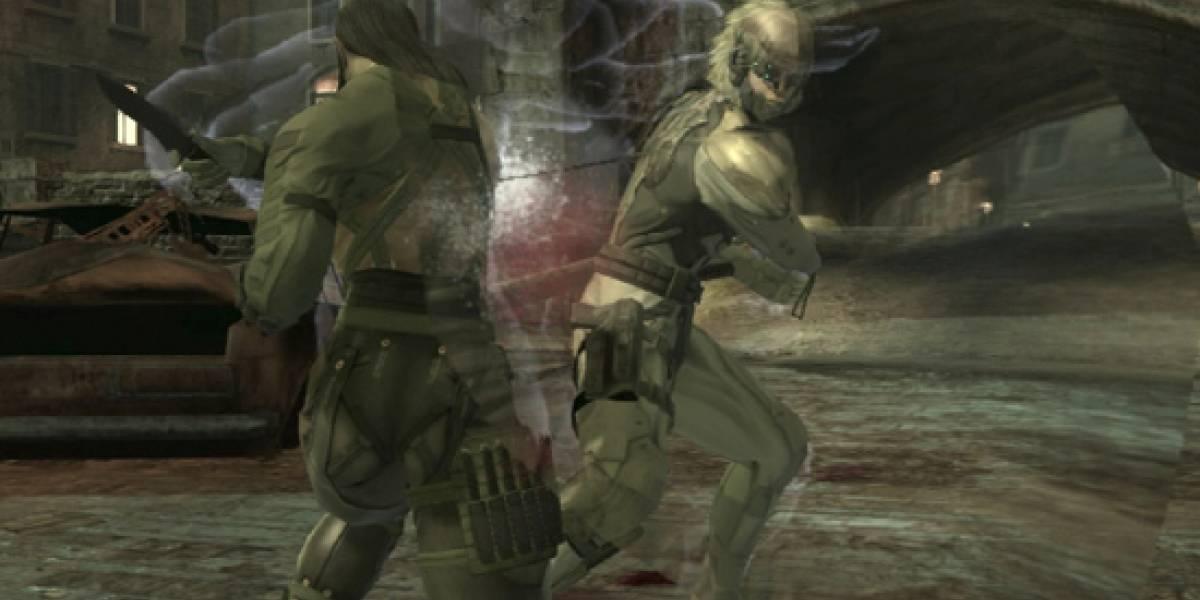 Detalles sobre la expansión SCENE para Metal Gear Online