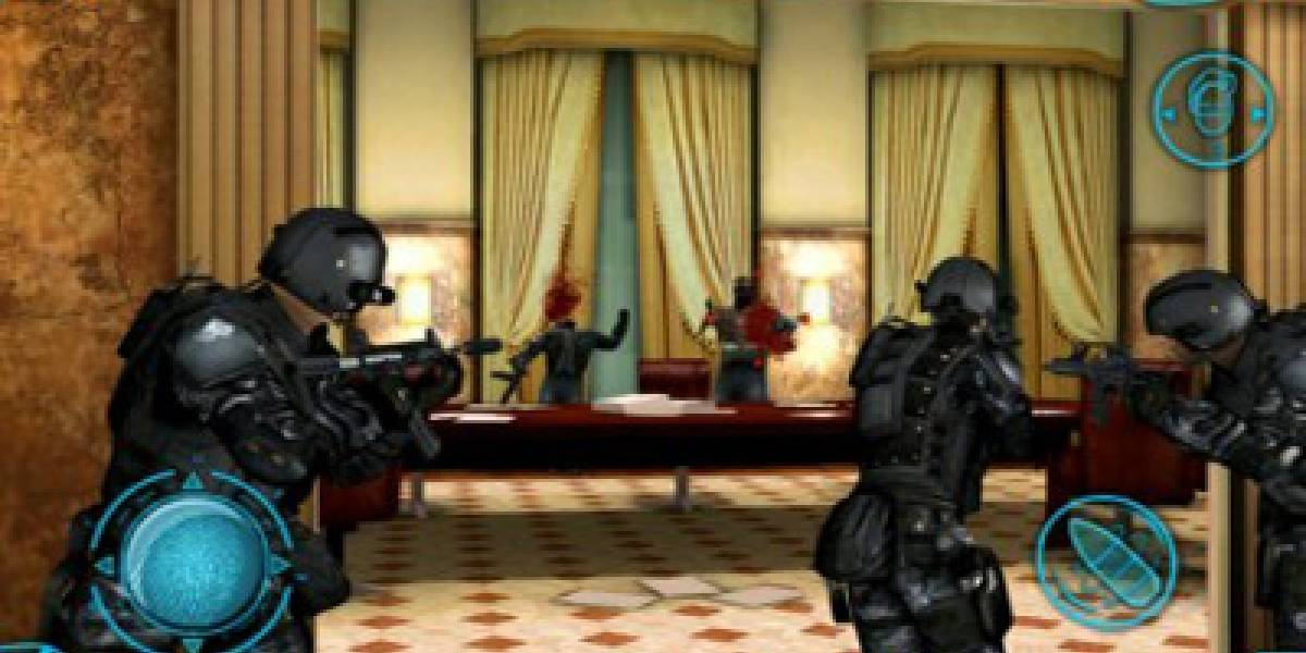 Elimina terroristas desde el iPhone con Rainbow Six: Shadow Vanguard