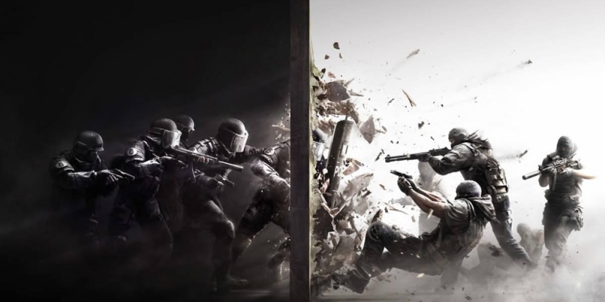 Rainbow Six Siege ya tiene fecha de lanzamiento