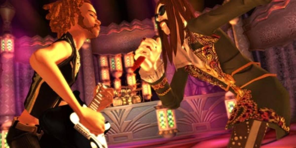 Rock Band 2 mete al Wii en sus descargas de contenido