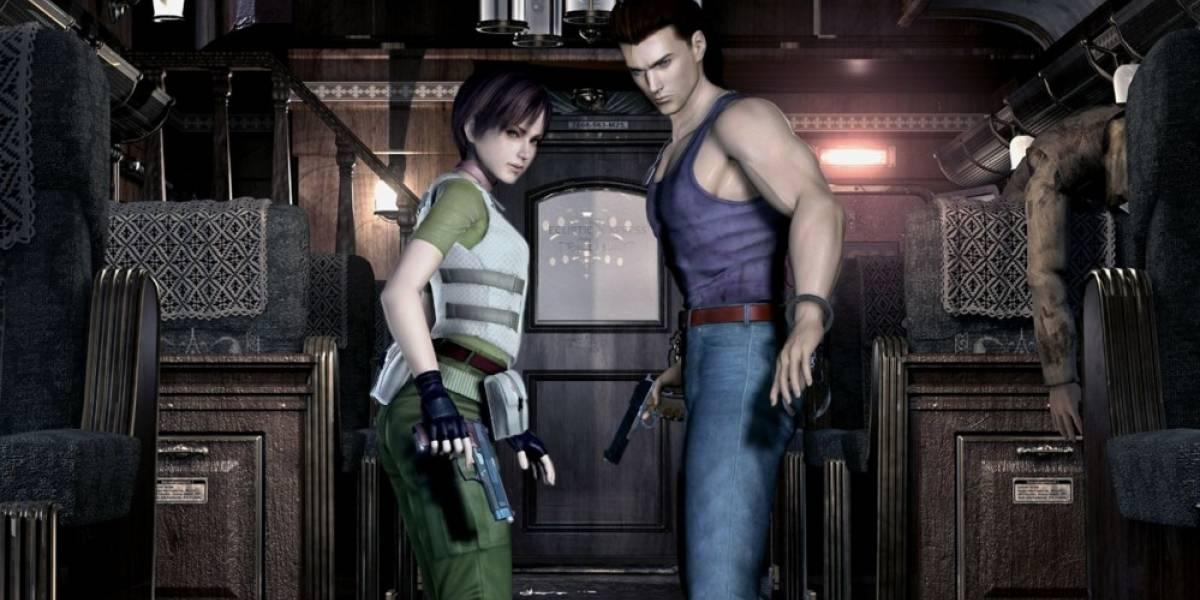 Capcom anuncia Resident Evil 0 Remastered