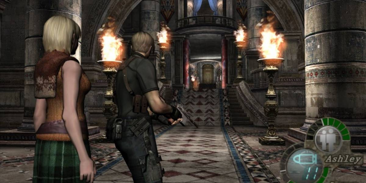Humble Bundle de Capcom agrega Resident Evil 4