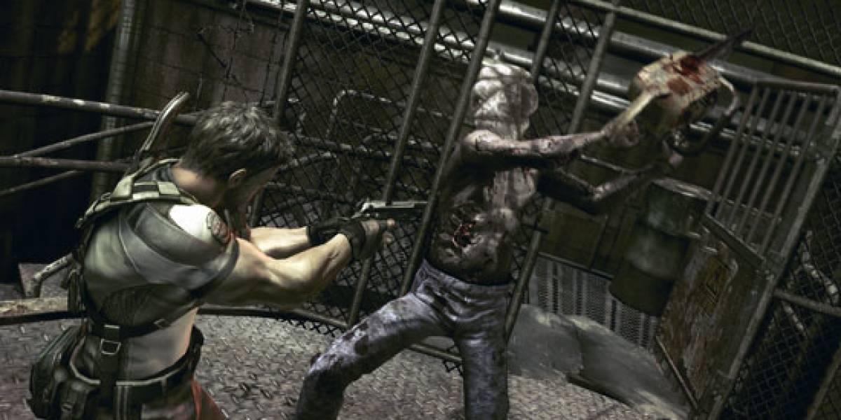 Resident Evil 5 tendrá su espacio en el Home