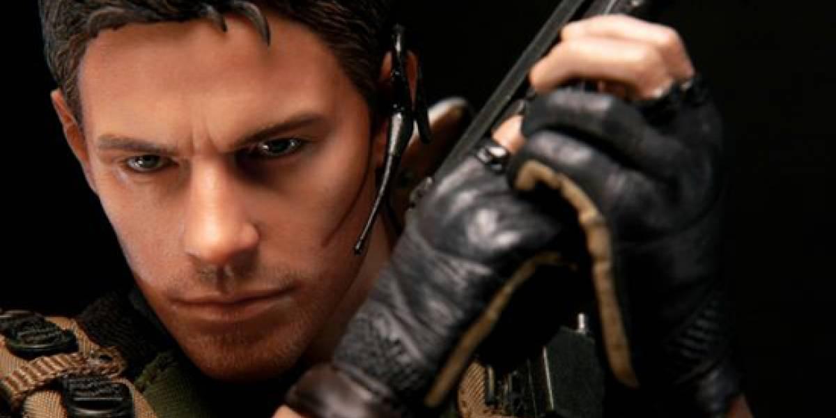 Figuras de acción de Resident Evil 5 increíblemente detalladas