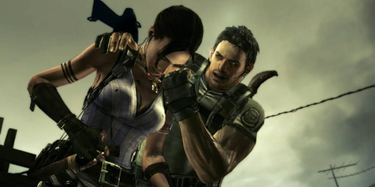 Versión pirata de Resident Evil 5 se filtra en Internet
