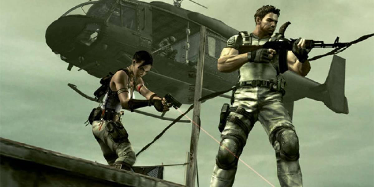 Se han distribuido cuatro millones de unidades de Resident Evil 5