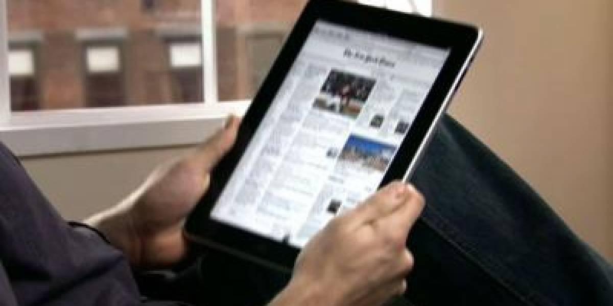 Las noticias enganchan más en una tableta que en un website