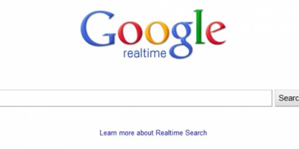 Las búsquedas en tiempo real de Google desaparecen tras terminar el acuerdo con Twitter