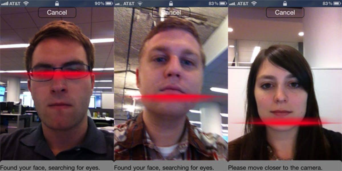 RecognizeMe lleva el reconocimiento facial a tu iPhone