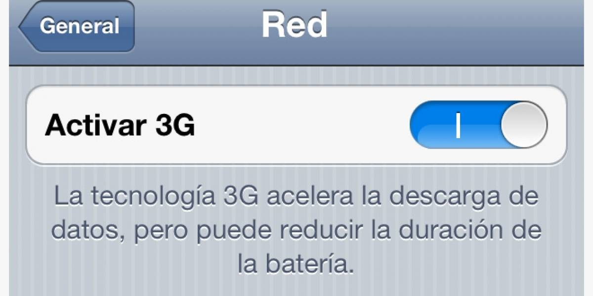 Apple activa el switch 2G/3G en la Beta 3 de iOS 5.1 para iPhone 4S