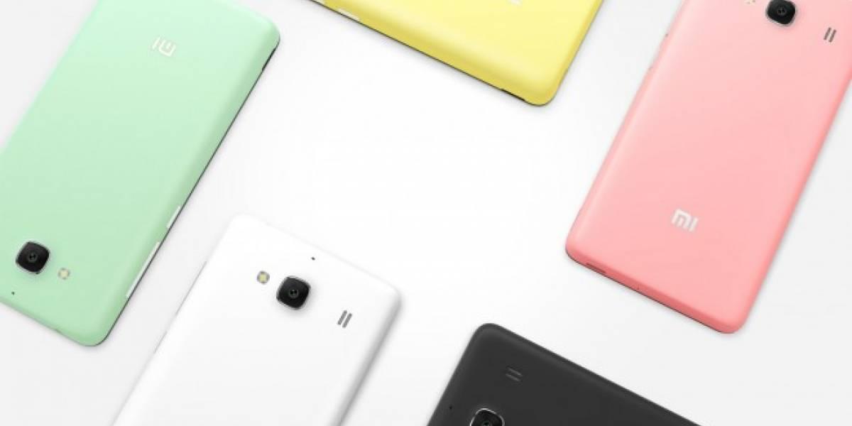 Xiaomi lanza el Redmi 2A, un smartphone que cuesta menos de USD $100