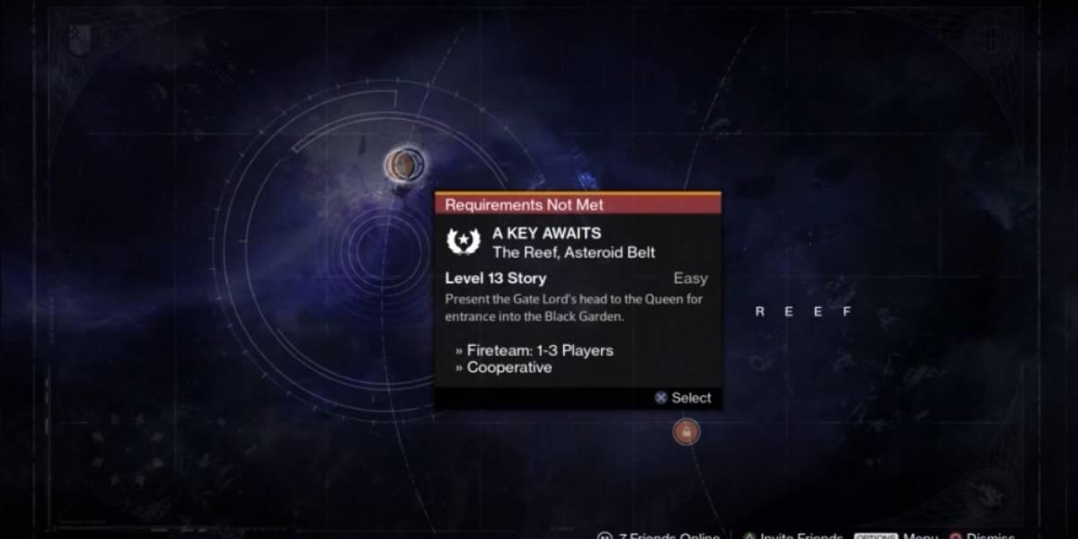 Bug revela futuro contenido descargable para Destiny