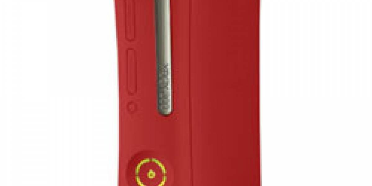 Se confirma la versión del Xbox 360 en rojo