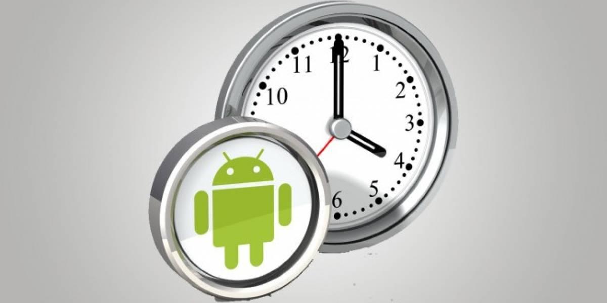 Caynax Hourly Chime, escucha una notificación en tu Android cada una hora